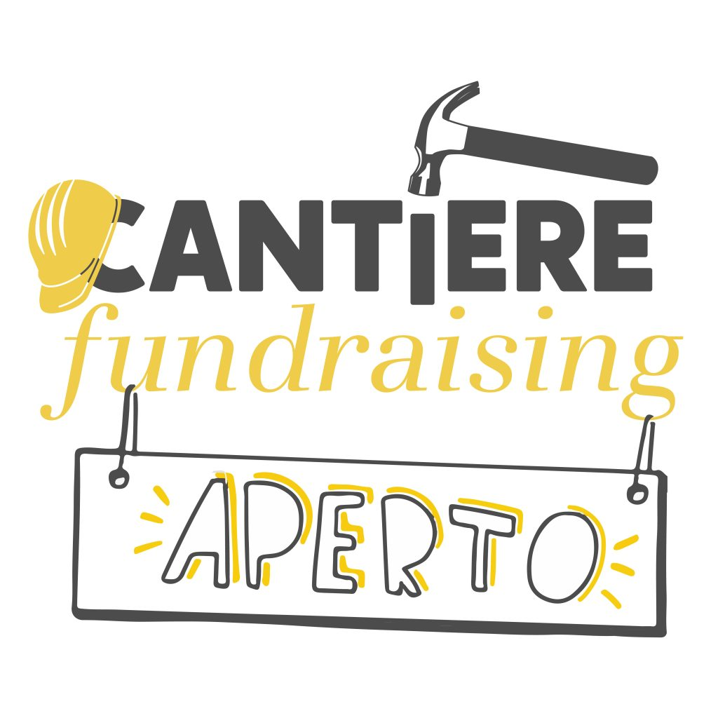 cantiere fundraising aperto friede riccardo